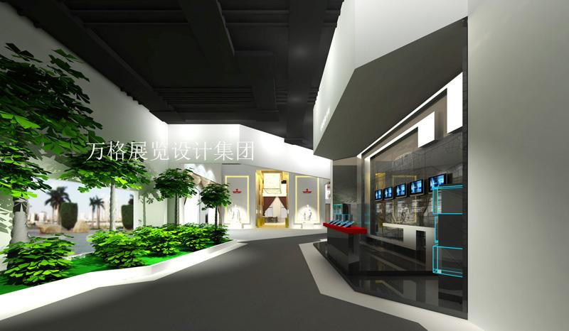 广日电梯展厅伟德国际官方app下载安卓版方案一